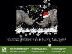 Rhino - Merry Christmas