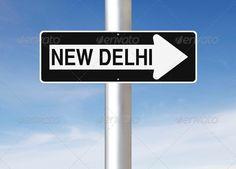 Realistic Graphic DOWNLOAD (.ai, .psd) :: http://vector-graphic.de/pinterest-itmid-1006757380i.html ... This Way to New Delhi  ...  New Delhi, arrow, asia, asian, blue, capital, city, concept, conceptual, direction, india, one way, one way sign, one way street, road sign, sign, sky, this way  ... Realistic Photo Graphic Print Obejct Business Web Elements Illustration Design Templates ... DOWNLOAD :: http://vector-graphic.de/pinterest-itmid-1006757380i.html