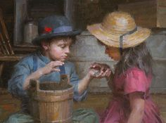 Morgan Weistling - The Lizard -  LIMITED EDITION CANVAS Published by the Greenwich Workshop