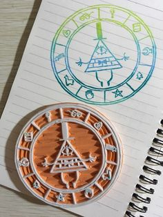 Gravity Falls-I want this stamp. Dipper Y Mabel, Dipper Pines, Gravity Falls Bill Cipher, Gavity Falls, Over The Garden Wall, Reverse Falls, Billdip, Fandoms, Star Vs The Forces Of Evil
