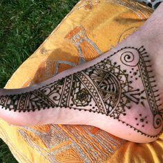 Moroccan flight shoe.
