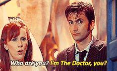1k * David Tennant Catherine Tate Donna Noble ten Tenth Doctor dwedit