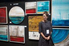 Anna Stichbury Artist Wall, Nz Art, Anna, Walls, Paintings, Artists, My Love, Paint, Painting Art