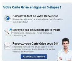 carte grise, carte grise en ligne, changement adresse carte grise, duplicata de carte grise, carte grise import at http://www.horaires-prefecture.fr