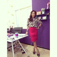 My office outfit wearing www.belowcepek.com collections