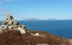 Ockle to The Singing Sands:    A stunning walk from Ockle to the Singing Sands at Gortenfern on the Ardnamurchan peninsula. Lovely isolated beach and great views of the Small Isles, Mull and Skye.