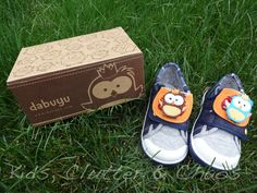 Kids shoes giveaway! Dabuyu - so cute! (ends 10/21)