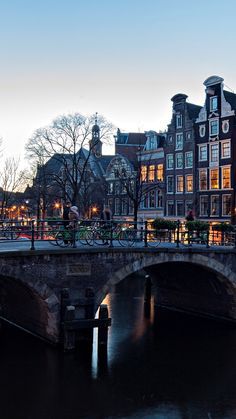 Amsterdam ★ Find more travelicious wallpapers for your #iPhone + #Android @prettywallpaper