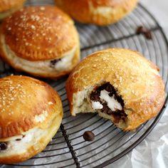 S'mores Pretzel Hand Pies   Girl Versus Dough