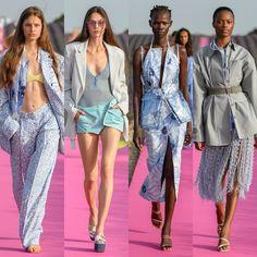 2020 Fashion Trends, Fashion 2020, Runway Fashion, Fashion Brands, Spring Fashion, High Fashion, Fashion Show, Womens Fashion, Fashion Outfits