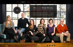 """30 Most Creative """"About US"""" Pages of Web Design Agencies 