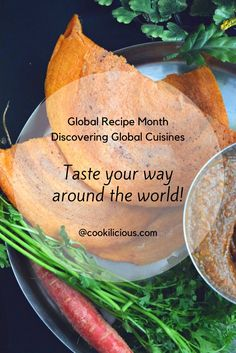 Global Recipe Month