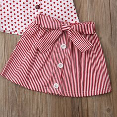 Department Name: ChildrenItem Type: SetsMaterial: CottonGender: GirlsCollar: O-NeckFit: Fits true to size, take your normal size Frocks For Girls, Kids Outfits Girls, Little Girl Dresses, Girl Outfits, Dress Outfits, Baby Frocks Designs, Kids Frocks Design, Baby Girl Dress Patterns, Skirt Patterns