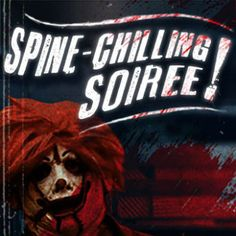 Enter for your chance to win a Soiree for you and 7 friends! This prize includes: 8 Haunting Experience R.I.P. Packages, one night stay at Radisson Blu at Mall of America + tickets to Waterpark of America, AND a $125 Applebee's gift card!