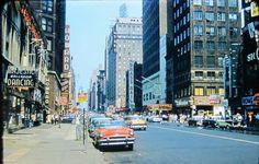 Manhattan: 7th Avenue and 47th Street (1956)