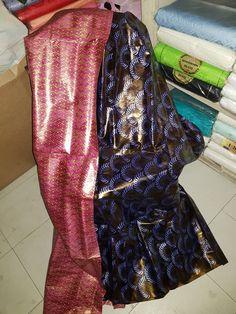 4 mètres VIP / WHATSAPP africaine batik Bazin à la mode / | Etsy African Fashion Dresses, African Dress, Batik, African Fabric, Vip, Etsy, Clothes, Style, Vestidos
