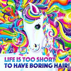 Love love love! From having Lisa Frank on my note book in elementary school to today  @lisa_frank #lisafrank #rainbiws #unicorns #sparkles #glitter #cute #hair #cute #girlswithpiercings #girlswithtattoos #ink #cosmical #cosmic #space by scarilyn_monrawr
