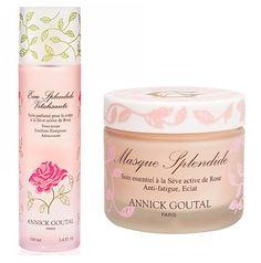 """""""Splendide"""" line of skincare - #Annick Goutal"""