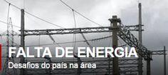 Parado há 1 mês, equipamento no TO contribuiu para restrição de energia