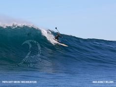"Bennett Williams goes XXL on our 11'1"" One World...SWITCHFOOT!!!"