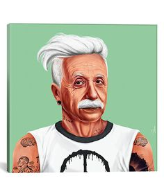 Another great find on #zulily! Amit Shimoni Einstein Gallery-Wrapped Canvas #zulilyfinds