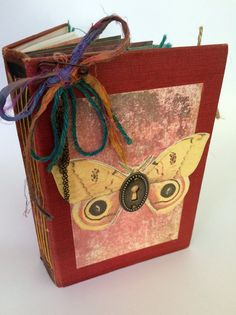 Road Trip Journal Vacation Memory Book Smash by MoonsideParlour
