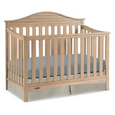 Graco Harbor Lights 4-in-1 Convertible Crib - 04540-517