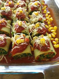 Jain tadka mini spinach corn roll ups lasagna vegetarian delicacy italian food jain style isnt it an amazing combination ever if you are forumfinder Images