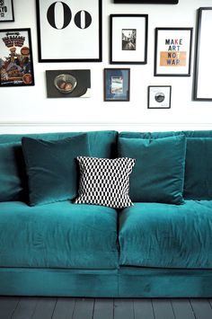 The Frugality   Habitat sofa