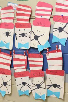 First Grade Blue Skies: Seuss Celebration