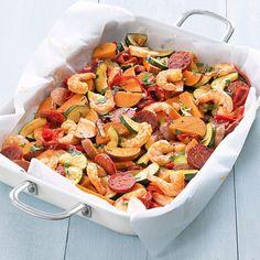 10 x pastasalade | LeukeRecepten.nl | Bloglovin' Greek Salad Pasta, Pasta Salad Italian, Homemade Italian Dressing, Pesto Pasta, Pasta Salad Recipes, Barbecue, Chorizo, Food And Drink, Favorite Recipes