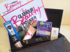 Glamour Beauty Box: The Power List Edit from Latest in Beauty