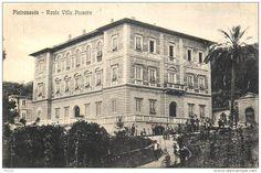 Lucca - pietrasanta - italia - reale Villa Pianore - belle animation
