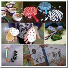 Eccovi qualche semplice idea per realizzare con i bambini degli strumenti musicaliStrumento musicale degli GnomiChitarra di cartonetamburi con barattoli di lattaTamburello con i tappiBastone della pioggiaBastone della pioggia