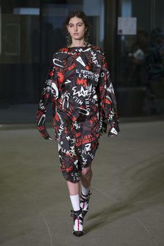 MSGM Fall 2018 Ready-to-Wear Fashion Show Collection