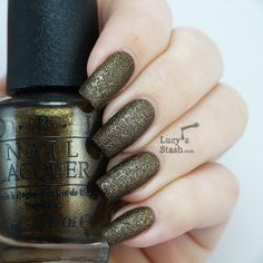OPI What Wizardry Is This? Opi Nail Polish Colors, Opi Polish, Opi Nails, Glitter Nails, Solid Color Nails, Nail Tutorials, Swatch, Make Up, Nail Art