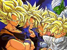 A quien no le gustaba Goku? Pero para mi el Mejor siempre fue Vegeta