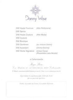 Danny Wise boutique caltanissetta