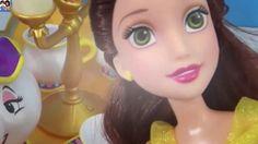 Toys Unlimited Disney BEAUTY  THE BEAST  Princess Belle Deluxe TEA SET,C...