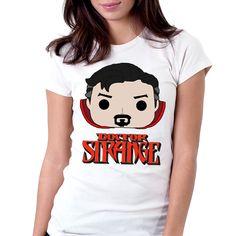 Camiseta Doutor Estranho Stephen Strange Funko