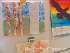 Scripture art ideas from Crafty Classroom