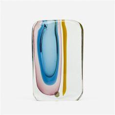 Sasso vase by Antonio da Ros