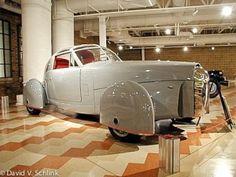 Art Deco car by jannyshere