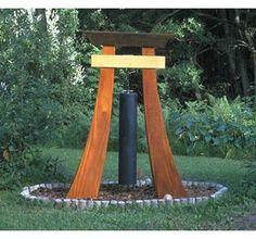 Custom Made Torii Gong Japanese Garden Landscape, Japanese Garden Design, Japanese Gardens, Zen Gardens, Garden Architecture, Japanese Architecture, Outdoor Projects, Garden Projects, Diy Jardin