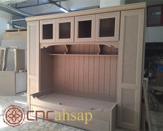 Cnc Kesim Ahşap Dekoratif Mobilya | Cnc Cut Wooden Decorative Furniture Interior Door Trim, Door Trims, Cupboard, Kitchen Cabinets, The Unit, Construction, House Design, Doors, Places