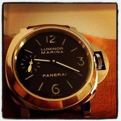My favourite, the Panerai 111H.