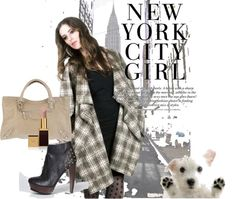 """New York City Girl"" by jpselects on Polyvore"