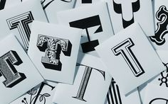 fonts Creative Jobs, Creative Portfolio, Typography Design, Kids Clothing, Type Design, Typographic Design