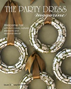 ISSUU - The Party Dress Magazine - Issue 3 by The Party Dress/WH Hostess