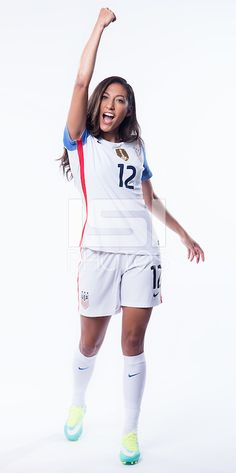 Christen Press Football Players Images, Female Football Player, Soccer Players, Football Girls, Girls Soccer, Nike Football, Us Soccer, Soccer Stars, Worldcup Football